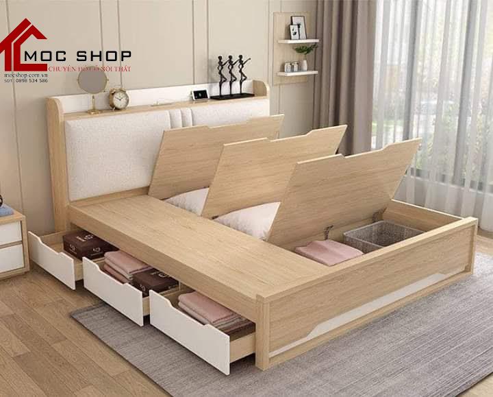 công ty thiết kế nội thất Mộc shop