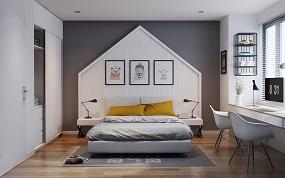 Thiết kế phòng ngủ - Mẹo nhỏ giúp thiết kế phòng ngủ như ý