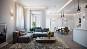 Thiết kế nội thất chung cư Phong cách thiết kế nội thất chung cư đẹp mà bạn nên biết